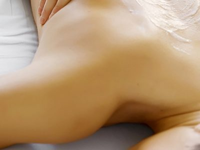 Peeling, Massage und Bad